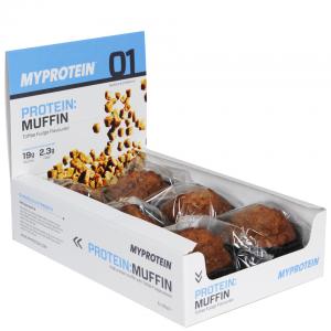 myprotein protein muffins review