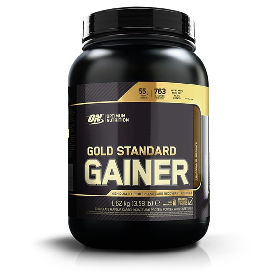 gold standard mass gainer