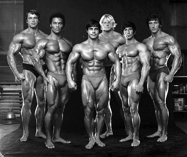 golden era bodybuilding