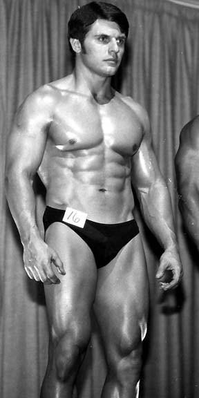 David Prowse - Who The F**K Is David Prowse?   Gym-Talk.com