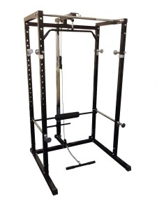 Brickhouse Fitness Max Power Rack Squat Cage