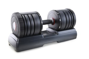 Weider SpeedWeight 120 adjustable dumbbells
