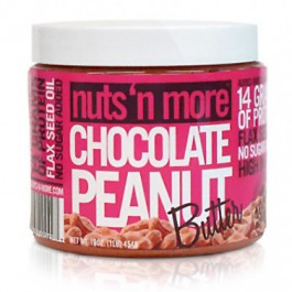 Nuts 'N More Chocolate Peanut Butter