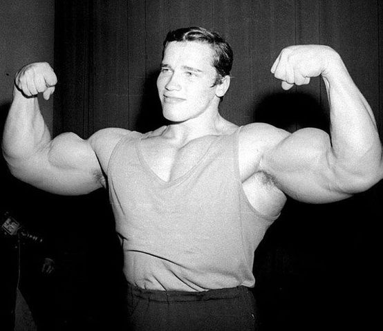 Arnold schwarzeneggers golden six routine for building muscle arnold schwarzenegger malvernweather Gallery