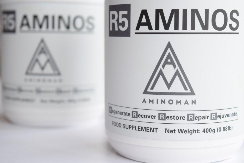 Aminoman R5 Aminos