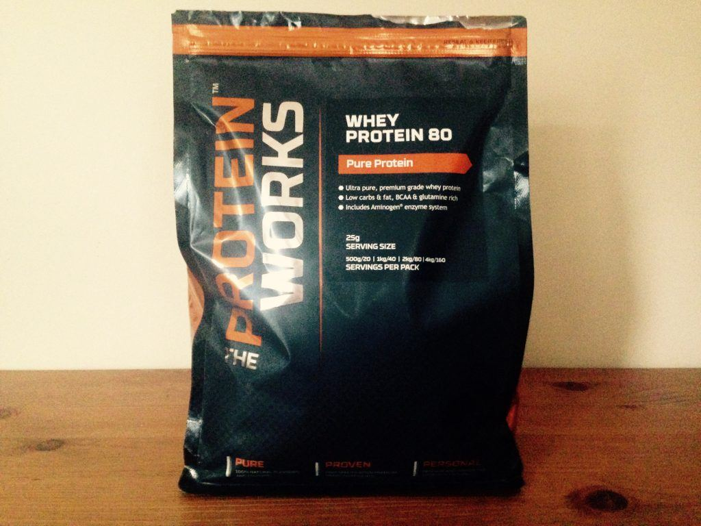 The Protein Works Whey Protein 80