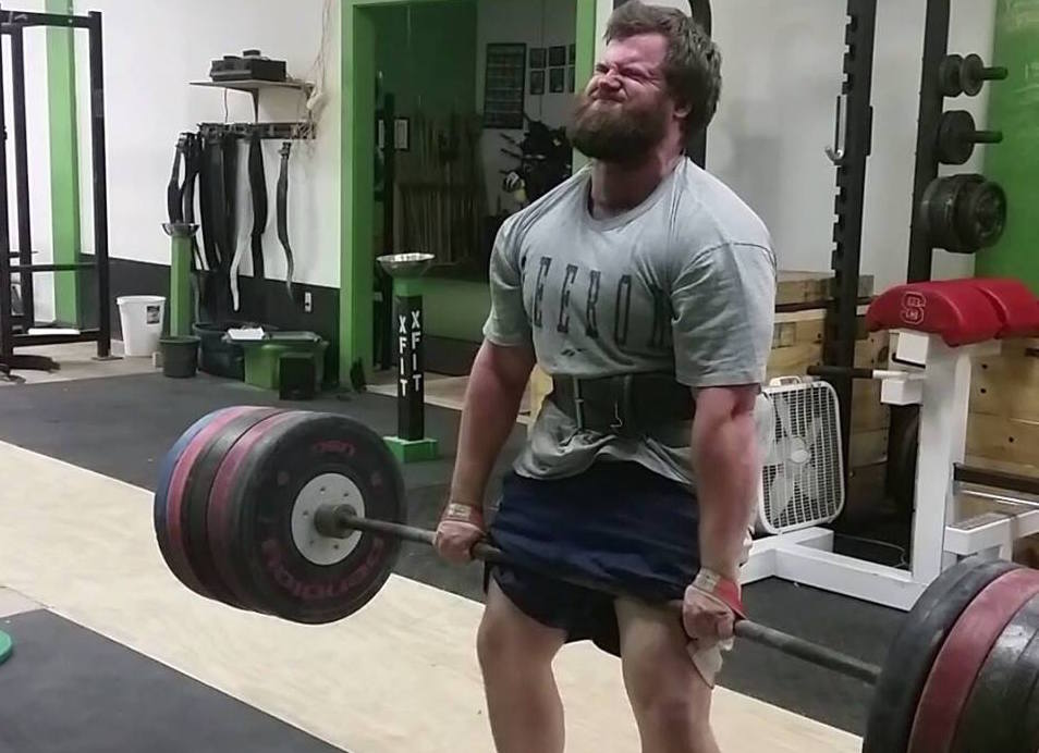 Greg Nuckols Deadlift