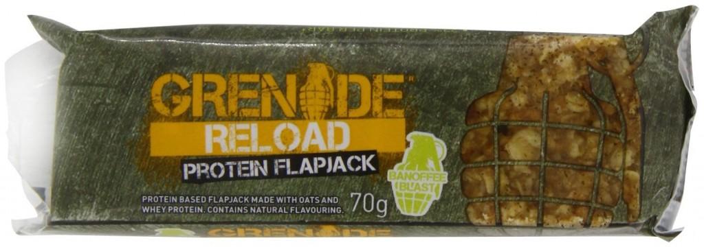 Grenade Reload Flapjacks