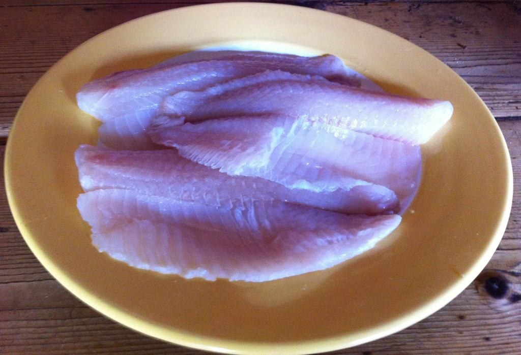 MuscleFood Tilapia Fillets