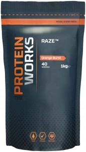 raze preworkout the protein works