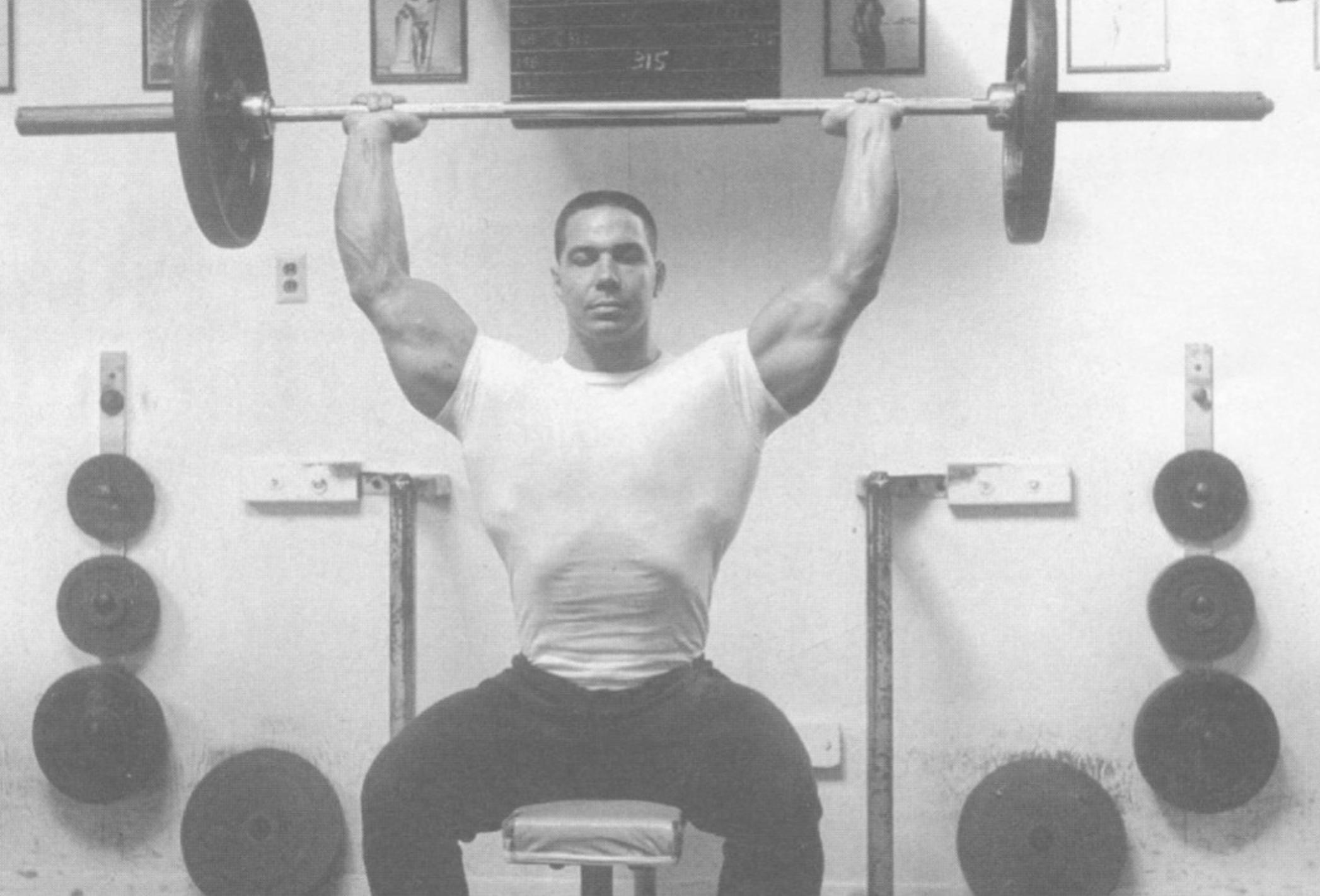 The Bill Pearl Bulk & Power Bodybuilding Routine | Gymtalk