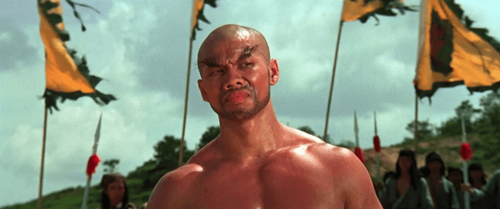 Bolo Yeung: The Beast From The East