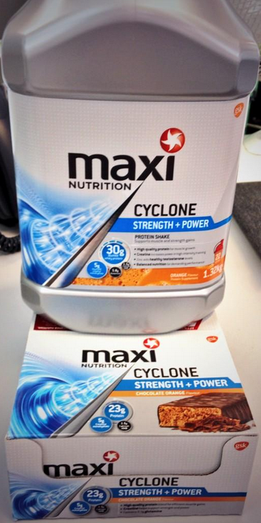 MaxiNutrition Cyclone