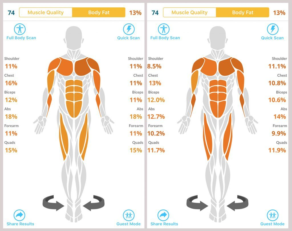 body fat percentage monitor review