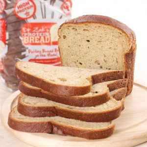 musclefood protein bread