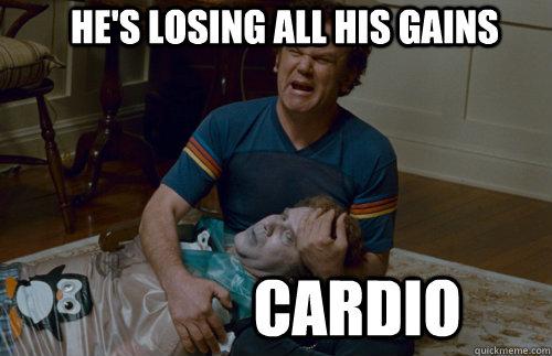 cardio step brothers meme