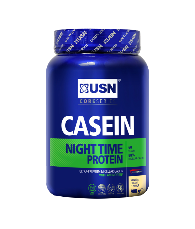 USN 8 Hour Premium Casein Review