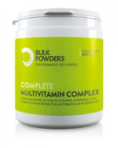 bulk powders complete series multivitamin