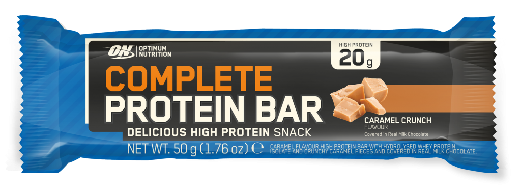 Optimum Nutrition Complete Protein Bars