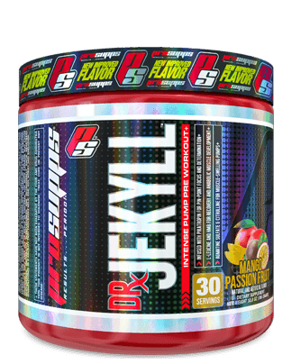 ProSupps Dr Jekyll Pre-Workout