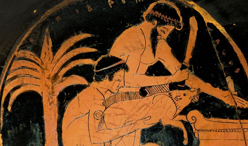 Workout tips from the ancient world for Ancient greek cuisine history