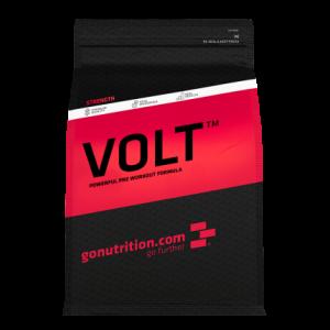 Go Nutrition Volt Pre-workout Review