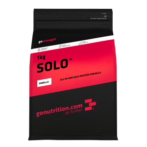 Go Nutrition Solo Review