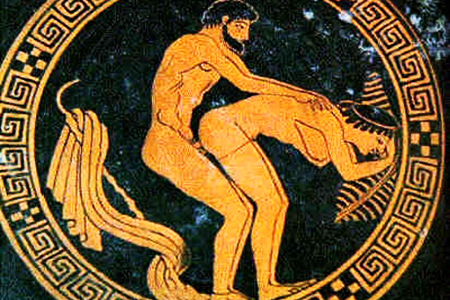 ancient greece gym sex