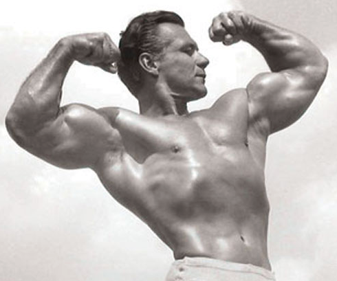 John Grimek: The Monarch Of Muscledom | Gym-Talk.com