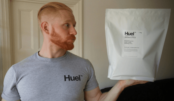 Huel Complete Powdered Food Review