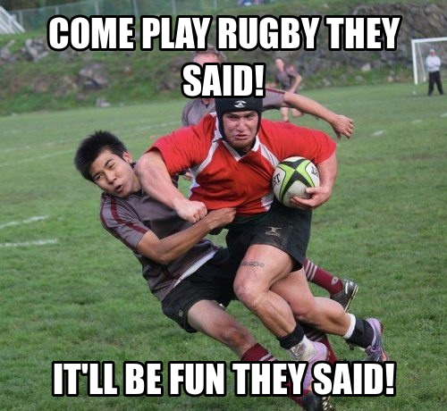 Old Rugby Player Jokes: Pre-Season Rugby Training Routine: Explosive Strength & Power