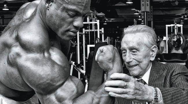 Joe Weider phil heath
