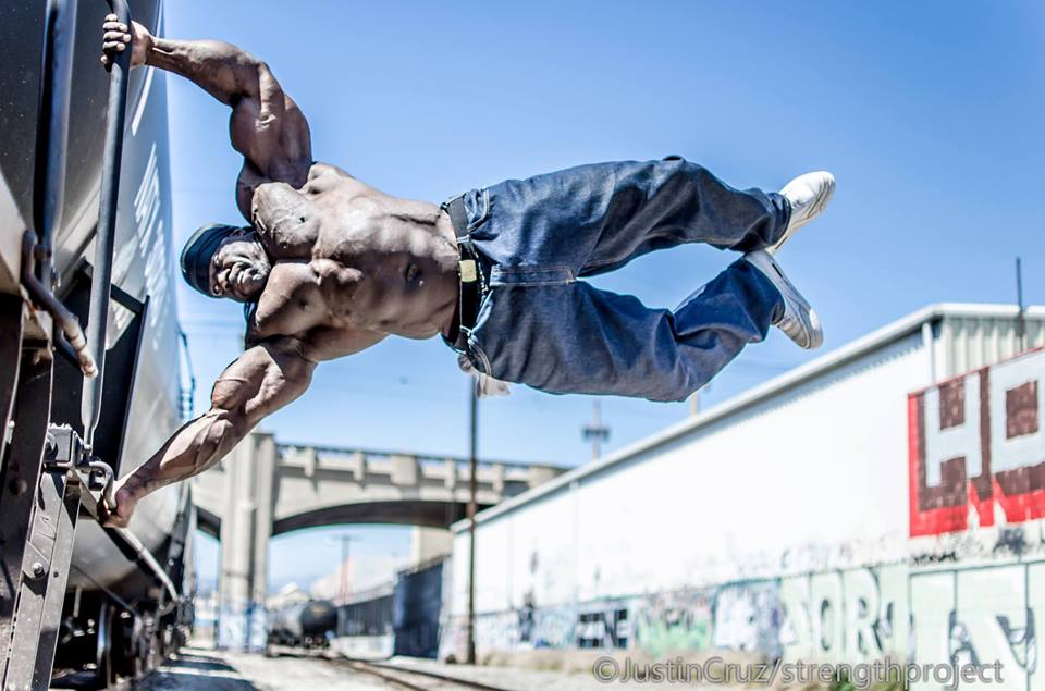 the kali muscle story: from ex-con to icon | gym-talk, Muscles