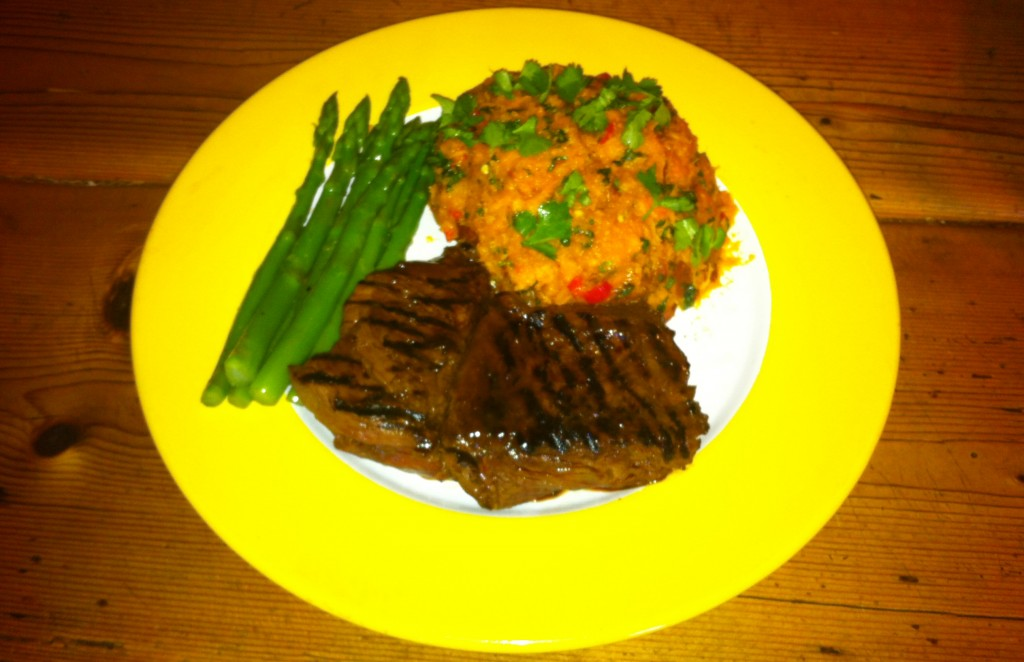 MuscleFood Kangaroo Steak