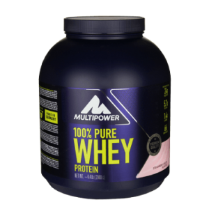 multipower 100% whey review