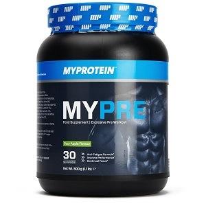 myprotein mypre preworkout
