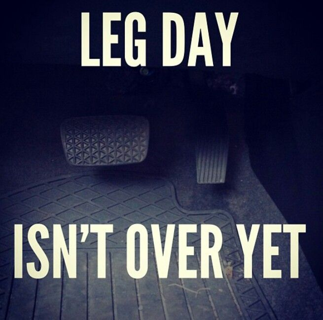 leg day isn't over yet