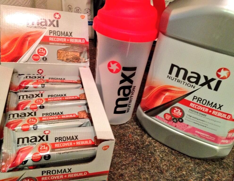 MaxiNutrition Promax Review