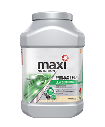 MaxiNutrition Promax Lean Review