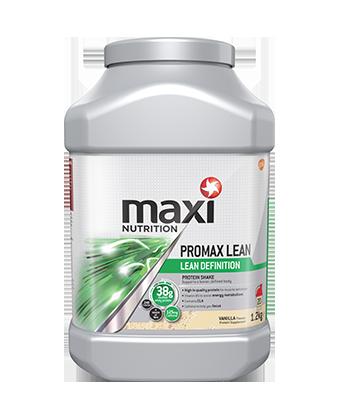 MaxiNutrition Promax Lean Review
