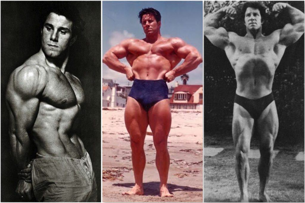 Reg Park's Beginner 5x5 Size & Strength Workout
