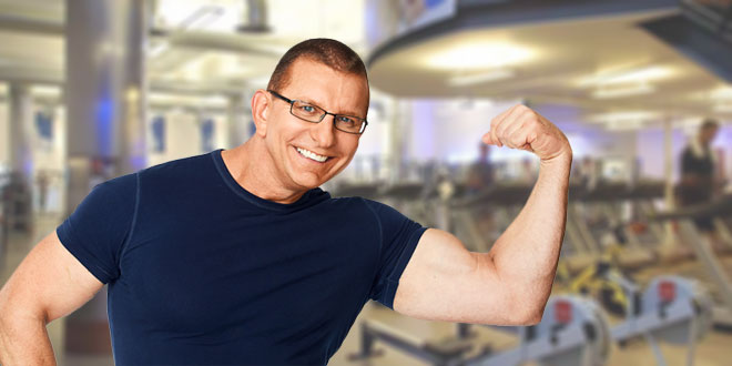 robert irvine FortiFX FIT Crunch Bars