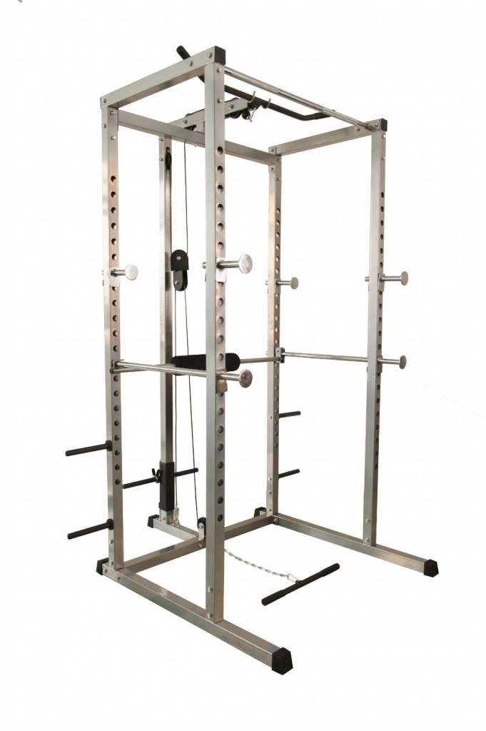 Titan Power Rack Cage Multi Gym