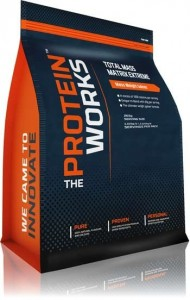 the protein works total mass matrix extreme