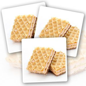 Musclefood White Chocolate Raspberry Protein Wafer