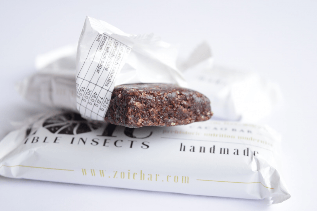 zoic insect protein bars